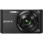 more details on Sony Cybershot W830 20MP 8x Zoom Compact Digital Camera.