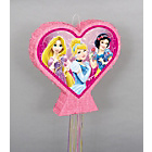more details on Disney Princess Heart Pull Pinata.