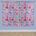 more details on Peppa Pig Tweet Curtains - 168x183cm.