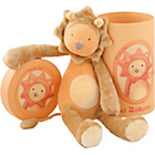 more details on Moulin Roty Boxed Lion Soft Toy.