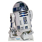 more details on Star Wars R2-D2 Small Cardboard Cut-Out.
