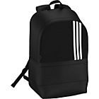 more details on Adidas Versatile Striped Backpack - Black and White.