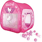 more details on Hello Kitty Pop Up Tent with 50 Balls.