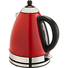 more details on ColourMatch Stainless Steel Jug Kettle - Poppy Red.