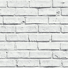 more details on Arthouse White Brick Wallpaper.