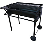 more details on Grill King Adjustable Large Flatbed BBQ.