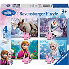 more details on Ravensburger Disney Frozen Puzzles, 12, 16, 20 and 24 pieces