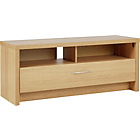 more details on Collection Venice TV Unit - Oak Effect.