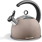 more details on Morphy Richards Accents Whistling Stove Top Kettle - Barley.