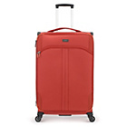 more details on Antler Aire Large 4 Wheel Suitcase - Orange.