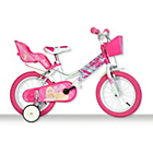 more details on Barbie Bicycle 14 inch.