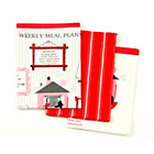 more details on Good Housekeeping Meal Planner Pack of 3 Tea Towels.