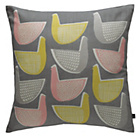more details on Habitat Pennie Multi-Coloured Bird Cushion - 45x45cm.