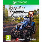 more details on Farming Simulator 15 Xbox One Pre-order Game.