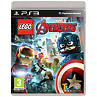 more details on LEGO® Marvel Avengers PS3 Pre-order Game.