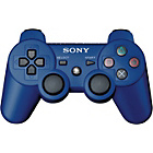 more details on Sony PlayStation 3 Official DualShock Controller - Blue.