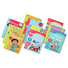 more details on Chad Valley PlaySmart 10 Pack Preschool Fun Learning Books.