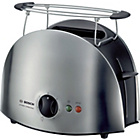 Bosch City 2 Slice Stainless Steel Toaster