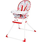 more details on Red Kite Feed Me Compact Highchair - Cotton Tail.