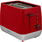 more details on Morphy Richards 221109 Chroma 2 Slice Toaster - Red.