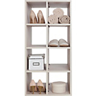 more details on Atlas Internal Cube Shelving Unit - Natural Tones.