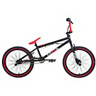more details on Rad Player 20 Inch Black BMX Bike - Boys'.