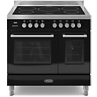 more details on Britannia RC-9TI-QL-K Dual Fuel Range Cooker - Black.