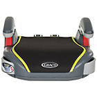 more details on Graco Basic Sport Booster Group 2-3 Car Seat - Lime.