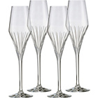 more details on Heart of House 4 Piece Champagne Flutes Set.