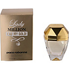 more details on Paco Rabanne Lady Million Eau My Gold for Women - 50ml EDT.