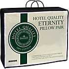 more details on Downland Eternity 100% Cotton Pillows - 2 Pack.