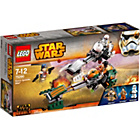 more details on LEGO&reg;<I> Star Wars&trade; </I>Ezra's Speeder Bike&trade; - 75090.