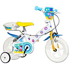 more details on Peppa Pig Bicycle 12 inch - White.