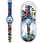 more details on Avengers Watch.