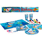 more details on Sea Life Party Kit for 16.