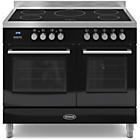 more details on Britannia RC-10TI-QL-K Dual Fuel Range Cooker - Black.