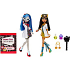 more details on Monster High Classroom Doll Assortment - 2 Pack.