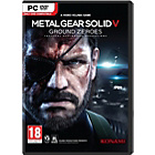 more details on Metal Gear Solid V: Ground Zero PC Game.