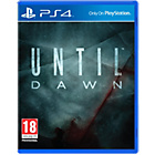 more details on Until Dawn PS4 Pre-order Game.