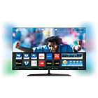 more details on Philips 55PUS780912 55In Ultra HD Ambilight 3D Smart LED TV.