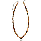 more details on Fiorelli Bronze Coloured Glass Bead Necklace.