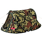 more details on Regatta Camouflage 2 Man Pop Up Tent.