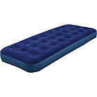 Lichfield Single Deluxe Camping Airbed with Pump