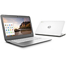 more details on HP 14-x023na 14 Inch 2GB 16GB Chromebook - Silver.