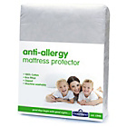 more details on Downland Anti-Allergy Zipped Mattress Protector - Superking.