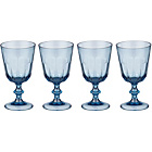 more details on Jamie Oliver Set of 4 SAN Acrylic Goblets.