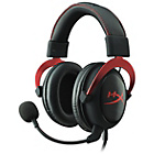 more details on Hyper X Cloud II Pro Gaming Headset - Black/Red. Pre-Order.