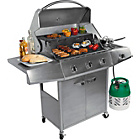 more details on 3 Burner Gas BBQ.