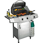 more details on 2 Burner Gas BBQ with Side Burner.