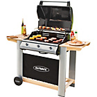 more details on Outback Spectrum Hooded 3 Burner Gas BBQ.